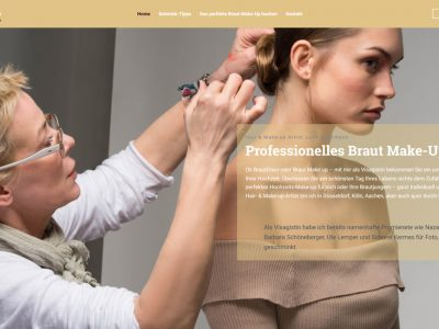 Referenz Braut Make-Up