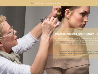 Referenz Braut Make-Up