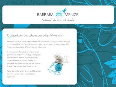 Referenz Barbara Menze